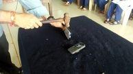 حمله مرگبار دانش آموز به معلمش با چکش!