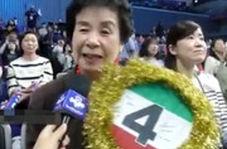زنی به عشق سعید معروف از ژاپن به ایتالیا و برزیل رفت