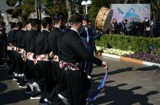 اختصاصی/ رقص زیبای «هلپرکه» در آیین استقبال از نوروز