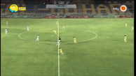 خلاصه بازی گل گهرسیرجان 1 - 1 پارس جنوبی جم