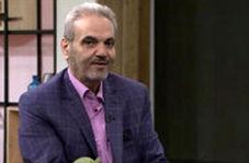 انتقاد مجری تلویزیون از غلط شعرخواندن جواد خیابانی