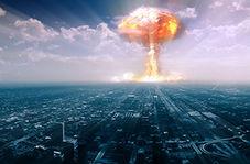 فیلمی واقعی از جابجایی زمین پس از انفجار هستهای