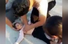 نجات دختربچه غرق شده از داخل دریاچه/ جان گرفتن دوباره کودک با امدادرسانی به موقع