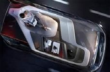 خودروی جدید ولوو که به محل خواب و زندگی تبدیل می شود!