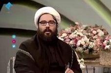یک روحانی در تلویزیون: ۹۰ را پخش کنید، قول میدهیم نمازمان قضا نشود!