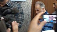 نخستین فیلم از محمد علی نجفی بر صندلی دادگاه