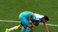 اجرای فن زیبای «فیتو» روی «هریکین» در لیگ برتر انگلیس!