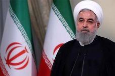 نطق روحانی درباره سقوط هواپیمای بوئینگ
