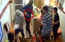حمله سارقان چاقوکش به یک گیمنت در اهواز