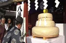 سنگین وزنترین کیک برنجی دنیا