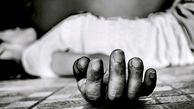 خودکشی عجیب کارگر مست در انبار فروشگاه + فیلم ( حاوی تصاویر دلخراش )