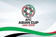 نگاه کلی به جام ملتهای آسیا 2019 تا قبل از فینال