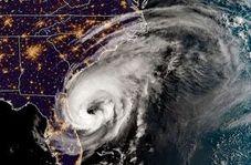 وحشت آمریکاییها از وقوع طوفانهای سهمگین + فیلم