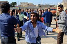 وحشت مردم از زلزله ۵.۸ ریشتر در درگهان بندرعباس