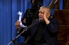 مداحی منصور ارضی در حضور رهبر انقلاب!