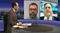 قطع عمدی ارتباط کارشناس بی بی سی فارسی با پخش زنده پس از اظهارات خائنانه علیه ایران