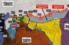 مخالفتهای داخلی و خارجی با عملیات نظامی ترکیه در مرز سوریه