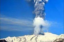 بسته شدن فرودگاه کاتانیا بر اثر فوران آتشفشان اتنا