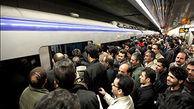 نظر مردم درباره تعداد مسافران مترو پس از اصلاح قیمت بنزین