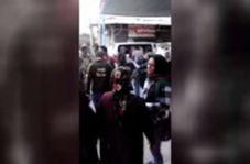 لحظه هولناک اصابت موشک اف16 ترکیه به مردم راس العین