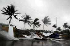 طوفان شدیدی که در هند ۳ نفر را کشت
