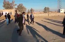 فوتبال وزیر ارتباطات با نوجوانان روستای قلعه گنگ/ آذری جهرمی 6تایی شد