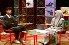 عادل فردوسیپور ۲۰ ساله و اولین گزارشش در تلویزیون!