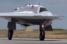 مدرنترین پهپاد فوق سنگین روسیه که بدون سرنشینهای آمریکا را مغلوب میکند
