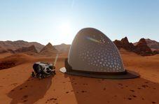 خانههای مسکونی در مریخ چه شکلی خواهند بود؟