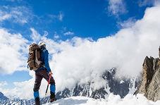 فتح آلپ بدون طناب کوهنوردی