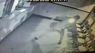 مجازات آنی سارق حین سرقت!