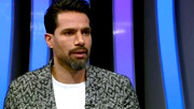 سوتی عجیب امیرحسین صادقی در برنامه زنده!