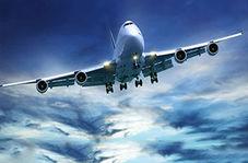تست عجیب سقوط هواپیما + فیلم