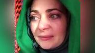 اشکهای زن خبرنگار انگلیسی با مشاهده عزاداری عاشقان حسینی در کربلا