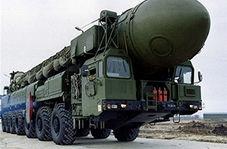 انتقال موشک قاره پیما از وسط خیابانهای روسیه