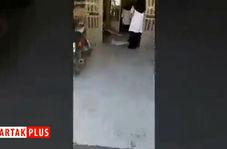 خرابیهای حمله انتحاری امروز صبح در چابهار + فیلم