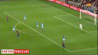 بازی خاطره انگیز بارسلونا - ناپولی در جام خوان گامپر 2011