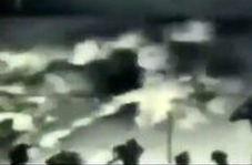 نمونه انفجارهای اشتباهی روی ناوهای هواپیمابر آمریکا