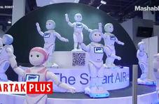 ربات ۳.۵ فوتی که ممکن است دوست صمیمی فرزند شما شود
