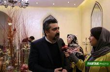 حافظ خوانی استاد محمدعلی حسینیان در دورهمی شب یلدا