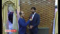 صحبت های کامران ملکی در گفت وگو با فرتاک در مراسم تودیع و معارفه شهردار کرمانشاه
