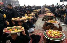 پذیرایی سخاوتمندانه عراقیها از زوار اربعینی امام حسین علیه السلام