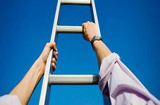 با این نردبان میتوانید به راحتی از سقفهای شیبدار بالا روید