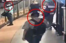 دوربینهای مترو دست سارقان را رو کرد