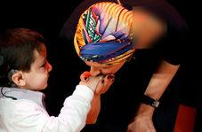 واکنش کودک ناشنوای سوری با دیدن همسر بشار اسد!