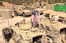 رونمایی از پایگاه غیر قانونی آمریکا در سوریه