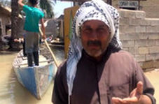 روستاهای خوزستان تا ۲ متر زیر آب هستند!