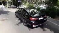 رونمایی از خودروی لاکچری ۶.۵ میلیاردی در دادگاه مدیران سابق بانک مرکزی