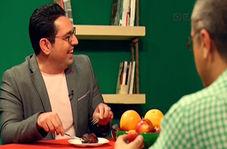 شوخی جناب خان با محمدرضا احمدی