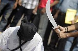 رکوردشکنی عربستان در اعدام با شمشیر در سال ۲۰۱۹ + فیلم